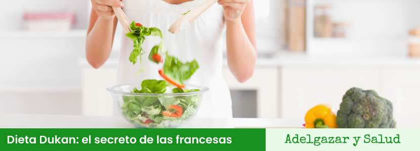 dieta dukan el secreto de las francesas