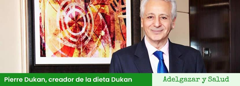 pierre dukan creador dieta dukan