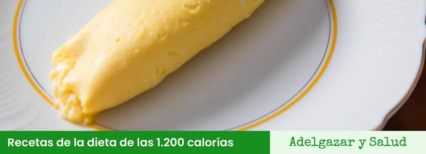 recetas de la dieta de las 1200 calorias