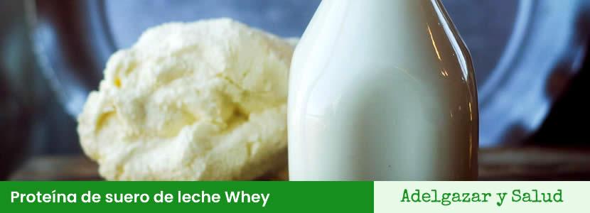 Proteína de suero de leche Whey