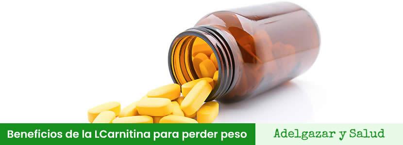 Beneficios de la LCarnitina para perder peso