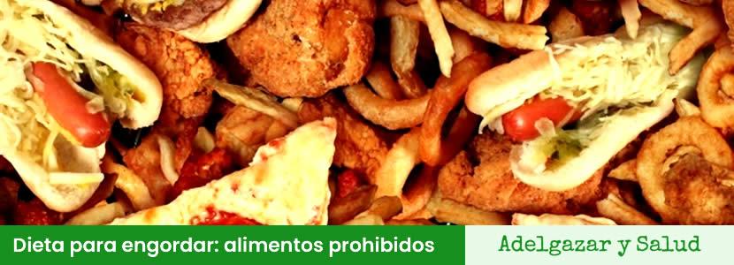 dieta del platano alimentos prohibidos