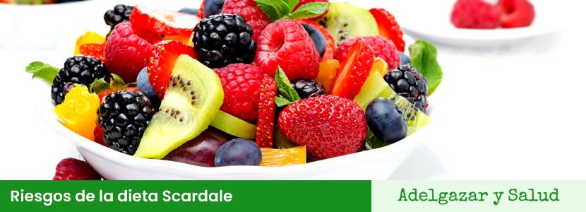dieta scardale riesgos