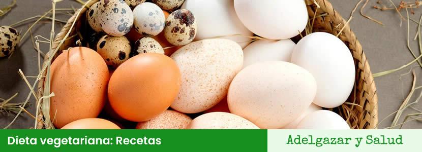 dieta vegetariana recetas