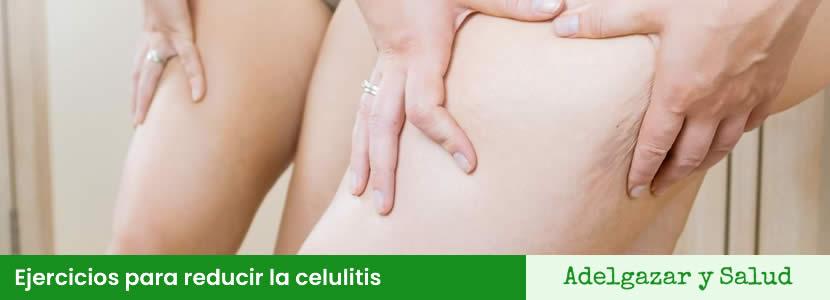 Ejercicios para reducir la celulitis