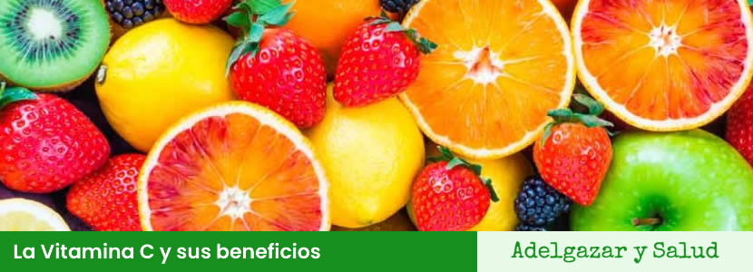 La Vitamina C y sus beneficios